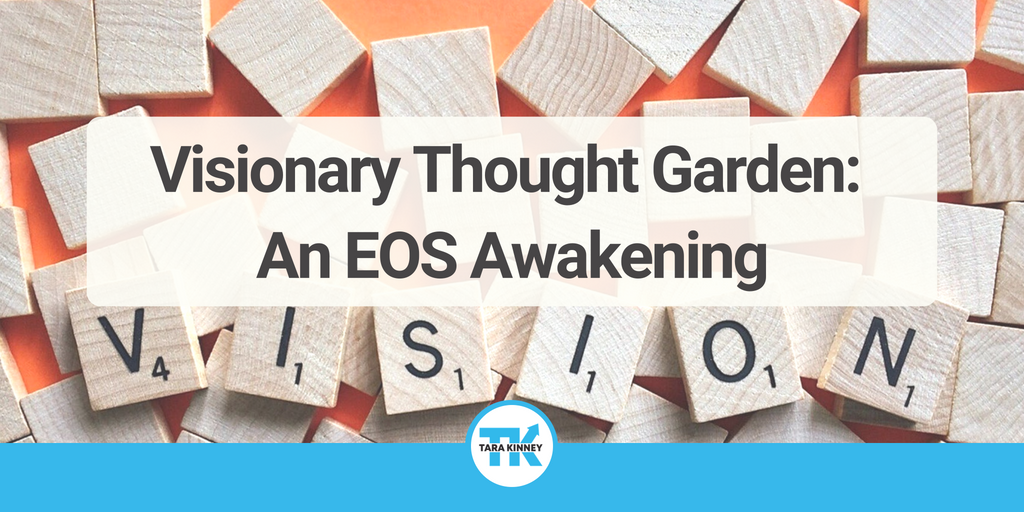 Visionary Thought Garden: An EOS Awakening