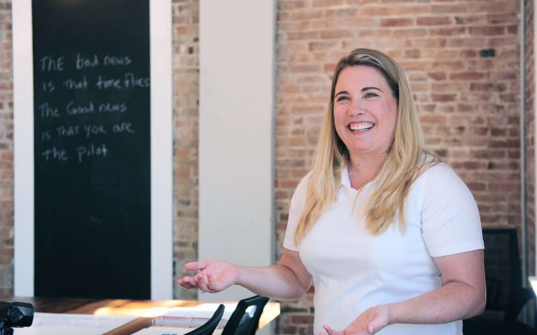 How Tara Kinney tackles the extreme work life balance of being a woman in STEM during COVID-19